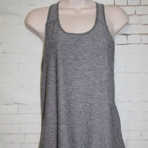 Head Gray Halter Athletic Tank Top XS